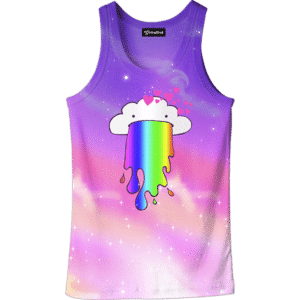 Rainbow Cloud Tank