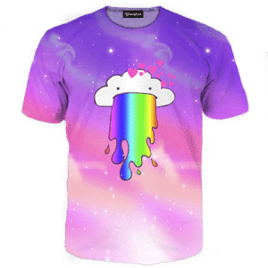 Rainbow Cloud Tee