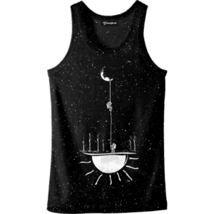 Rope To The Moon Tank