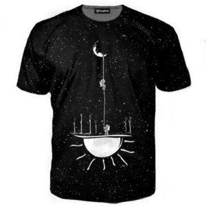 Rope To The Moon Tee