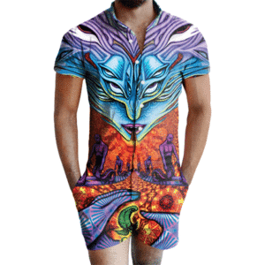 Trip Demon Romper