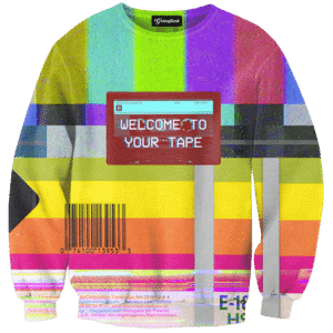 Welcome To Your Tape Crewneck