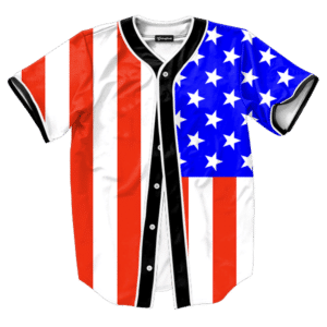 American Flag Jersey