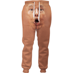 Donald Trump Shocked Face Joggers