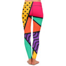 90s Feel Yoga Pants – Back