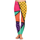 90s Feel Yoga Pants – Front