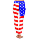 American Flag Yoga Pants – Back