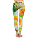 Chicken Ramen Yoga Pants – Back