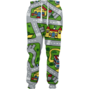 Classic Toy Car City Map Joggers